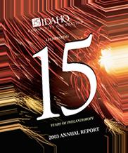 Annual Report - 2003
