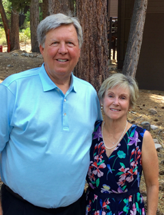 Mike and Jan McBride
