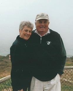 John & Karen Rosholt