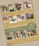 25th Anniversary Annual Report Cover (2012)