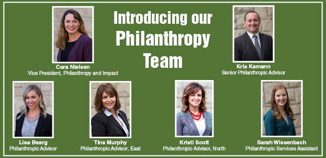 Philanthropy Team